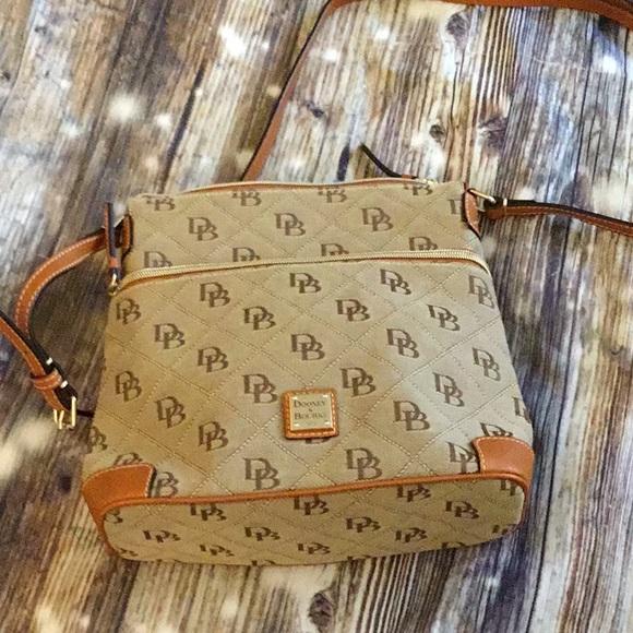 5dfe2c7b69f5 Dooney   Bourke Handbags - Dooney   Bourke Crossbody Bag